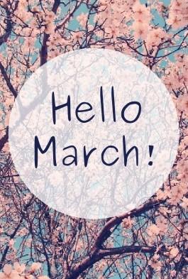 hello-march-2